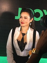 Mai at Joox Music Awards 2017.jpg