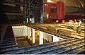 Main Auditorium Stage Under Construction - Convention Centre Complex - Science City - Calcutta 1996-09-02 345.JPG