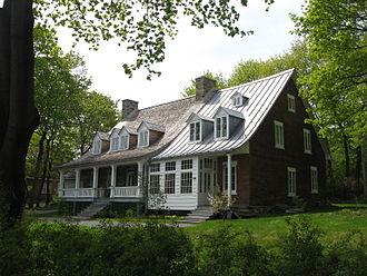 Westmount, Quebec - Hurtubise House
