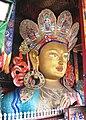 Maitreya buddha Thikse.jpg