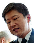 Maj Gen Ng Chee Meng at the Shangri-La Dialogue, Singapore - 20140530.jpg