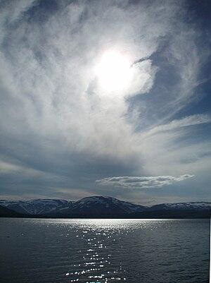 Majavatnet - Image: Majavatn