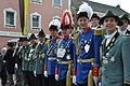 Majestäten beim Abnehmen der Parade 2011.jpg