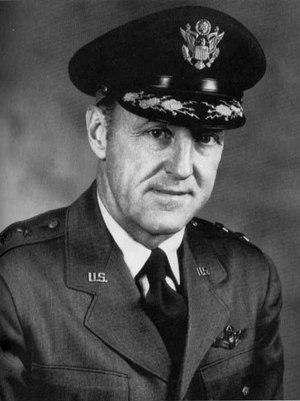 Albert Boyd - Major General Albert Boyd  (USAF Photo)
