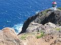 Makapu'u Lighthouse from hiking trail 2.JPG