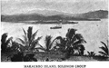 Makaurbo Island, Solomon Group.png