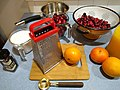 Making cranberry sauce - ingredients and tools.jpg