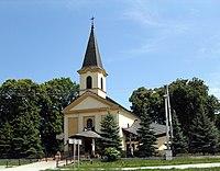Malá Ida, Rímskokatolícky kostol Navštívenia Panny Márie 1.jpg