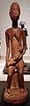 Mali, dogon, signore della 'maternità rossa', xiv sec. 01.JPG