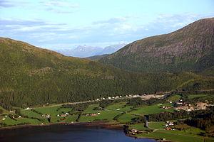 Malme - View of Malme