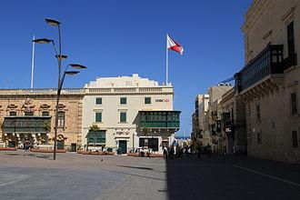 HSBC Bank Malta - HSBC bank in Valletta