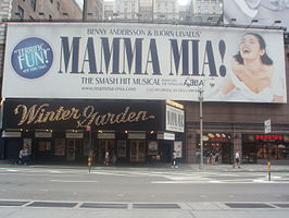 Mamma Mia! in Broadway, New York