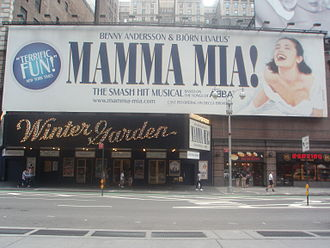 Mamma Mia! - Mamma Mia! on Broadway