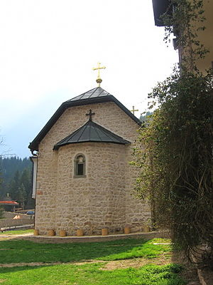 Eparchy of Zvornik and Tuzla - Monastery of Lovnica