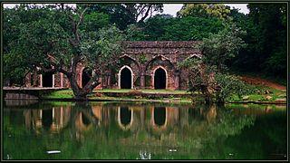 Mandav city in Madhya Pradesh, India