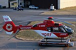 Mannheim City Airport - Eurocopter 135 - D-HDRB - DRF Luftrettung - 2019-02-25 17-21-01.jpg