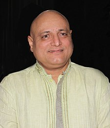 Manoj Joshi at Bhopal.JPG