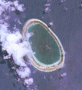 Photo satellite de la NASA