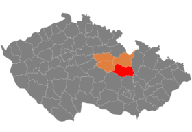 District de Svitavy