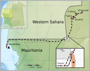 Mauritania Railway Wikipedia