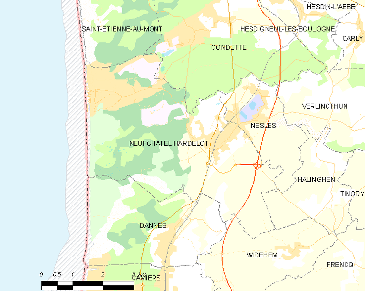 File:Map commune FR insee code 62604.png