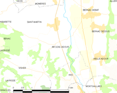Map commune FR insee code 65019.png