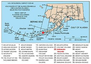 Map of alaska volcanoes shishaldin.jpg