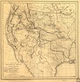 Map of the Trans-Mississippi of the United States during the period of the American fur trade as conducted from St. Louis between the years 1807 and 1843. LOC 99446195.tif