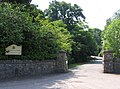 Maplewell Hall School Driveway - geograph.org.uk - 195443.jpg