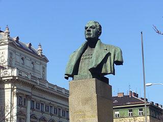 Bust of Rodion Malinovsky