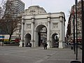 Marble Arch, south frontage - geograph.org.uk - 707284.jpg