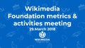 March 2018 Monthly Metrics Meeting.pdf