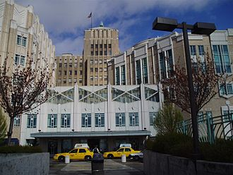 Harborview Medical Center - Image: March 202005 Harborview