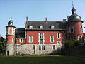 Marchienne-au-Pont - Château Bilquin-de Cartier - 32 - façade nord.jpg
