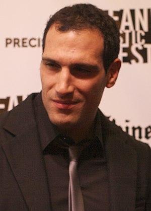 Marko Zaror - Zaror in 2013