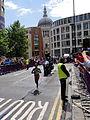 Mare Dibaba (Ethiopia) - London 2012 Women's Marathon.jpg