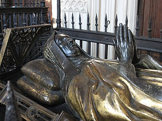 Lady Margaret Beaufort - Tomb of Margaret Beaufort in Westminster Abbey