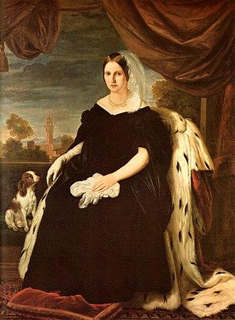 Leopold II, Grand Duke of Tuscany - Maria Antonietta of Two Sicilies