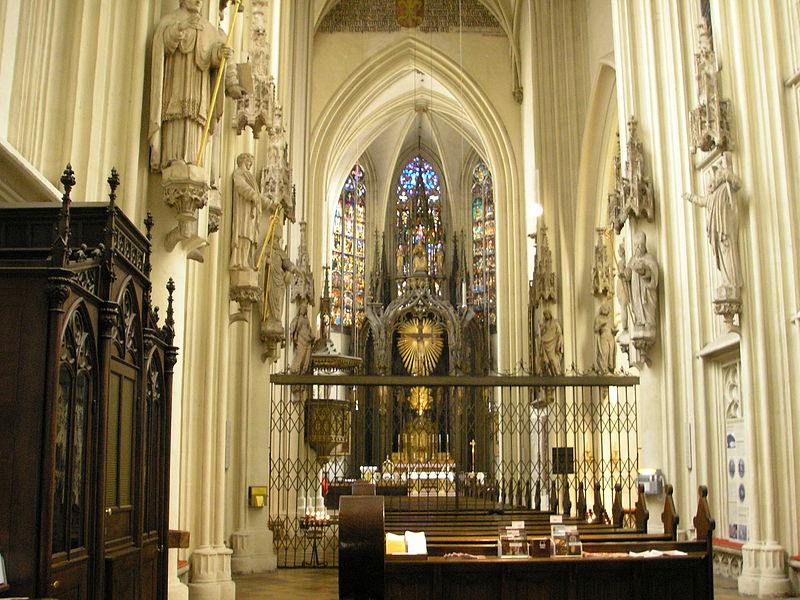 Maria am Gestade interior, Vienna 5.jpg