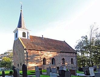 Bornwird - St Mary's church