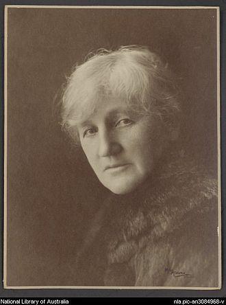 Marie Bjelke Petersen - Marie Bjelke Petersen, 1927