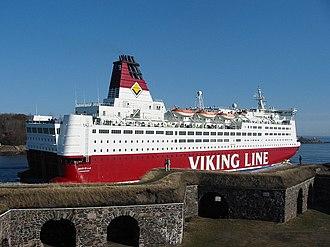 Viking Line - Image: Mariella Kustaanmiekka