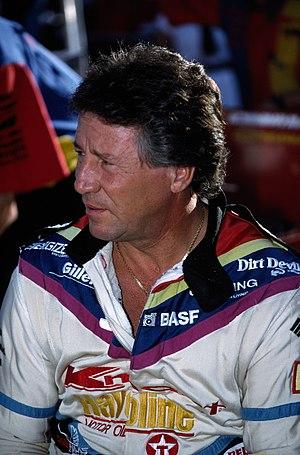 Mario Andretti - Andretti in 1991