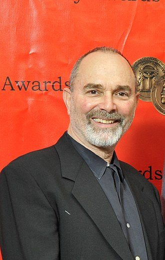 Mark Benjamin - Benjamin at the 69th Annual Peabody Awards