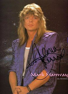 Mark Stanway