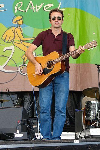 Marka (singer) - Marka performing in 2012