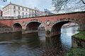 Marstall bridge Leine river Mitte Hannover Germany.jpg