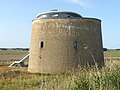 Martello Tower Bawdsey Beach.jpg
