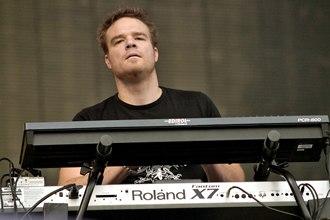 Martijn Spierenburg - Martijn Spierenburg on stage (2008)