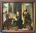 Martin schaffner, adorazione dei magi, ulm, 1512-14 ca.JPG